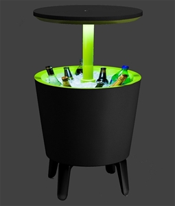 buy keter cool bar with attachable led lights graysonline australia. Black Bedroom Furniture Sets. Home Design Ideas
