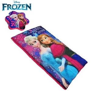 Disney Frozen Sleeping Bag Pillow Slumber Combo