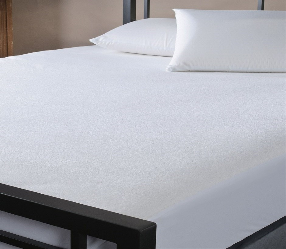Waterproof Mattress Protector - 100% Bamboo - Super King size