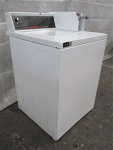 Speed Queen Coin Operated Commercial Top Load Washer