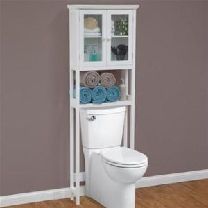 Buy Bathroom Over The Toilet Storage Rack Graysonline