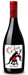G'day Red Moscato NV (12 x 750mL), SE AU