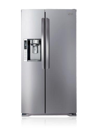 LG 693L Side by Side Refrigerator (Platinum) (GR-L247DPSL)