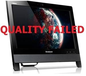 Lenovo ThinkCentre E73z All in One Frame Stand Desktop PC, Black