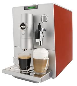 Jura ENA 7 Coffee Machine (Red