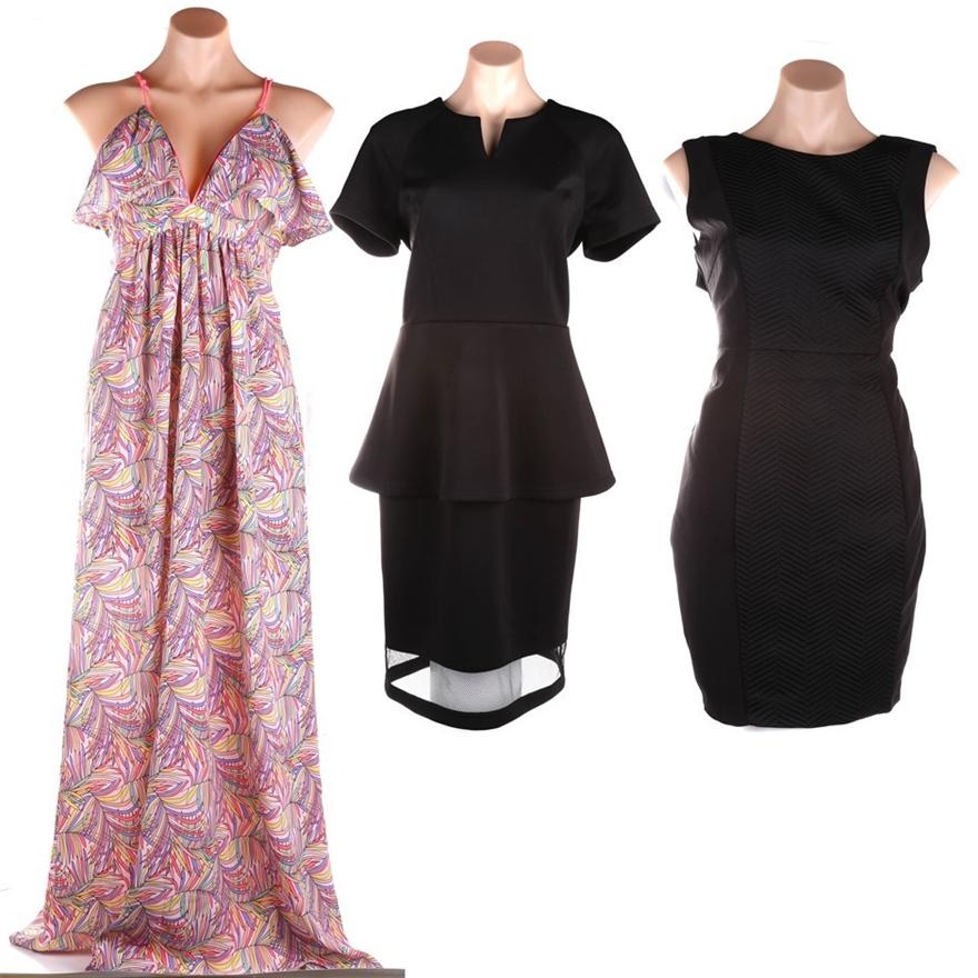 3 X Ladies Designer Dresses Charlie Brown Sass Tokito Size 14 N B Fault Auction Graysonline Australia