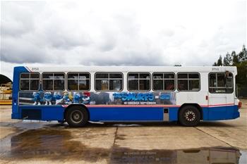 Commuter bus 03 1984 mercedes benz pcm 0305 commuter bus for Mercedes benz 0305 for sale