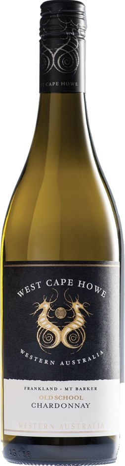 West Cape Howe `Old School` Chardonnay 2018 (12 x 750mL), Mt Barker, WA.